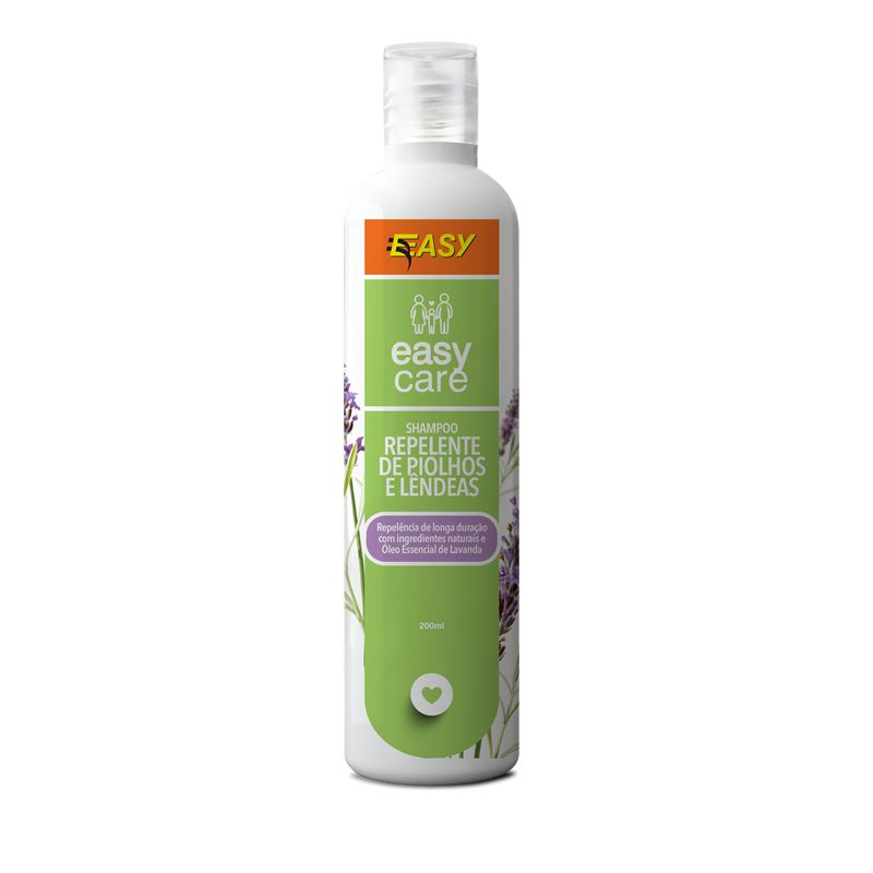 Easy Care: Shampoo Repelente Antipiolho