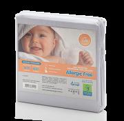 Capa Impermeável Antiácaro e Antialérgica Para Colchão Bebê ALGODÃO 180 Fios /PVC - Vapt Vupt (Elástico)