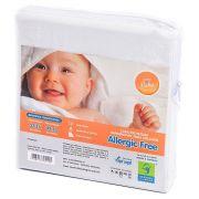 Capa Antialérgica Impermeável para Colchão Bebê ALGODÃO 170 Fios /PVC - Vapt Vupt (Elástico)