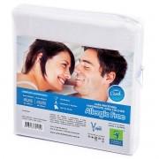 CAPA PARA COLCHÃO CASAL ALG/PVC c/ziper