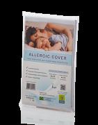 Capa Para Travesseiro Adulto Antiácaro e Antialérgica Allergic Cover 100% Algodão Percal 220 Fios – Livre de PVC