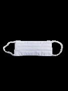 Kit 5 Máscaras Dupla Face Adulto Em Tecido 100% Algodão Percal 220 Fios Lavável Com Tratamento Antimicrobiano