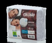 Protetor de Matelassê Impermeável de Colchão Queen 100% ALGODÃO VAPT VUPT (Elástico)