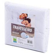 Protetor de Matelassê Impermeável de Travesseiro Adulto 100% ALGODÃO