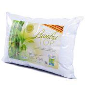 Travesseiro Adulto Antialérgico Bambu Top