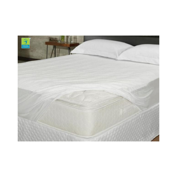 Capa Antialérgica Impermeável Para Colchão Bebê Percal 200 fios ALGODÃO/PVC Ultra Macio - Vapt Vupt (Elástico)