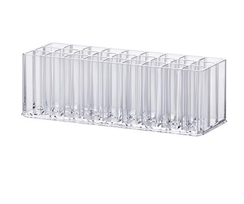 Organizador de Pincéis e Gloss 23 x 8,5 x 7,5 cm