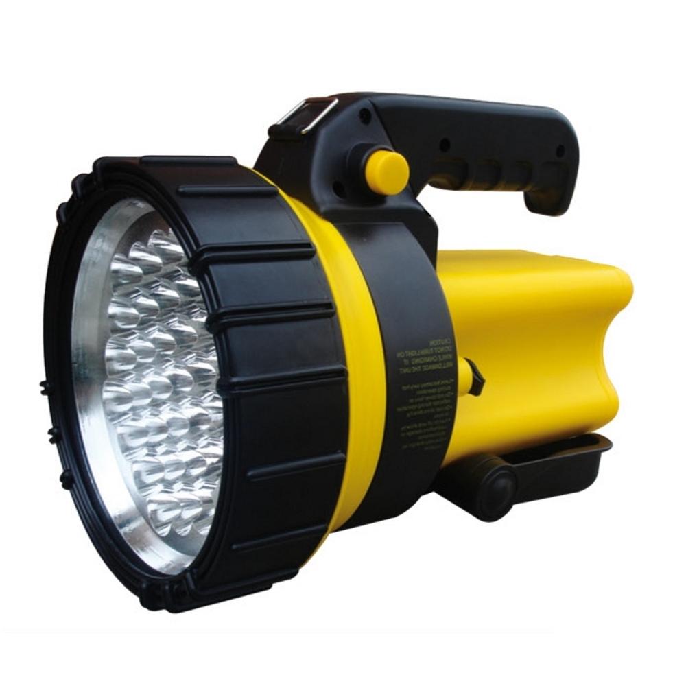 Lanterna Holofote Recarregavel 37 Leds Bivolt Kala - Comprar ...