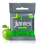 Preservativo Jontex Maça Verde