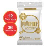 Preservativo Prudence Celebration - 12 unidades