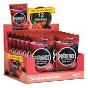 Preservativo Prudence Tutti Frutti - 12 unidades