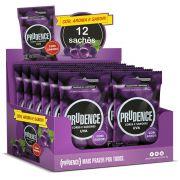 Preservativo Prudence Uva 12 sachês