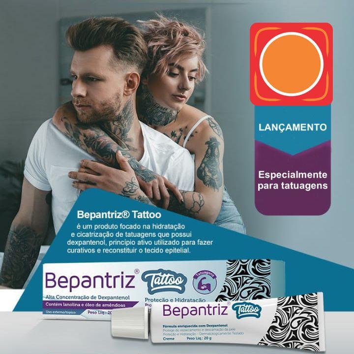 Bepantriz Tattoo  - Condomania