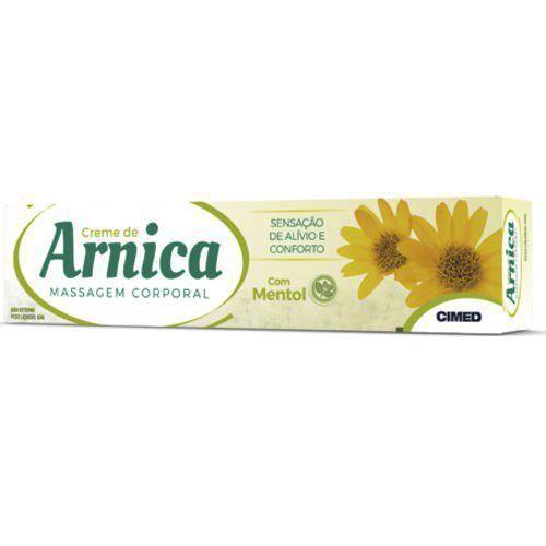 Creme de Arnica para Massagem Corporal 30g  - Condomania