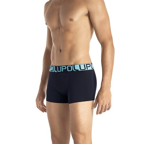 Cueca Sunga Lupo 418-001  - Condomania