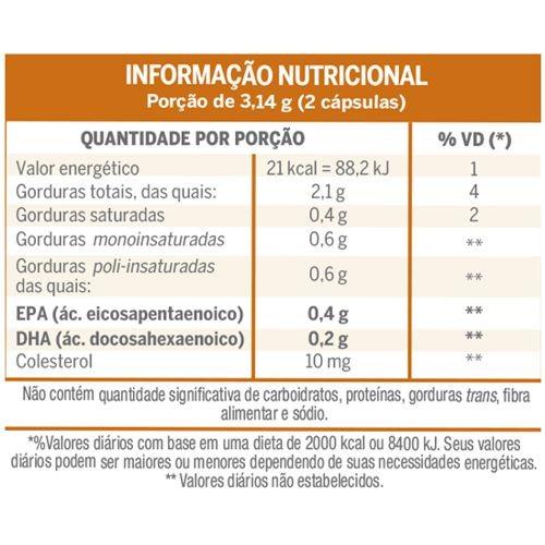 Lavitan Ômega 3 - 120 Cápsulas  - Condomania