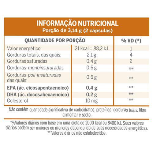 Lavitan Ômega 3 - 180 Cápsulas  - Condomania