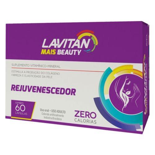 Lavitan Mais Beauty Rejuvenescedor - 60 Comprimidos  - Condomania