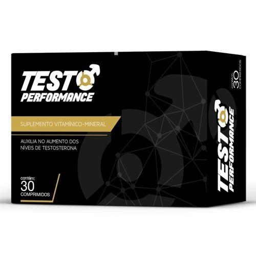Testo Performance 30 Comprimidos  - Condomania