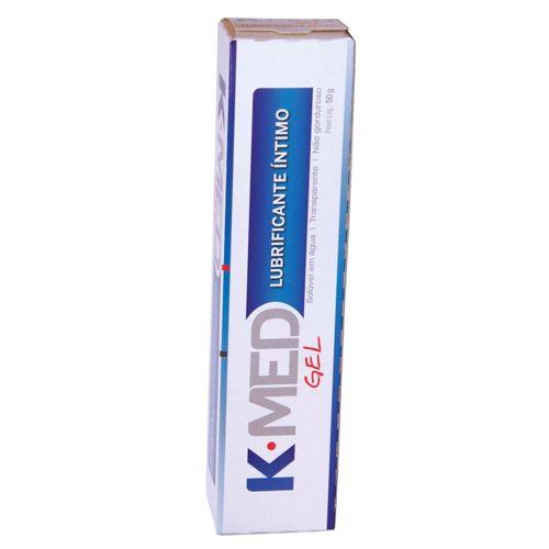 Lubrificante Íntimo Gel K-MED 50 g  - Condomania
