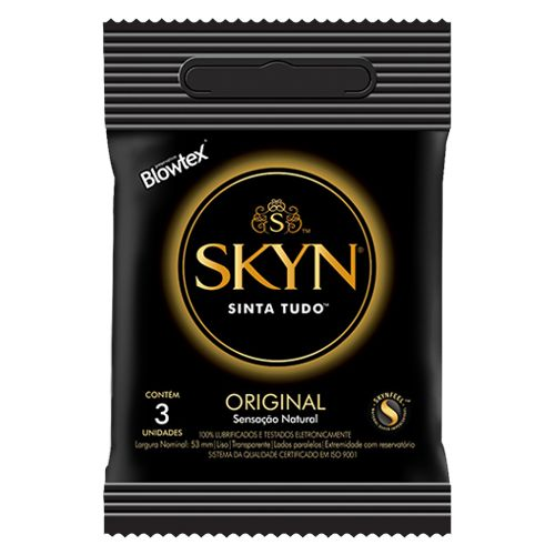 Preservativo Blowtex Skyn Original  - Condomania