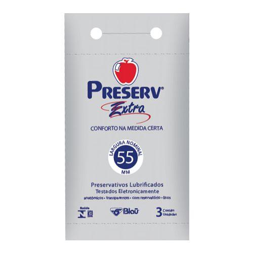 Preservativo Preserv Extra  - Condomania