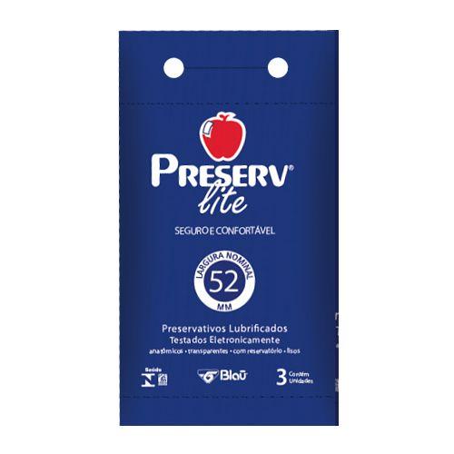 Preservativo Preserv Lite   - Condomania