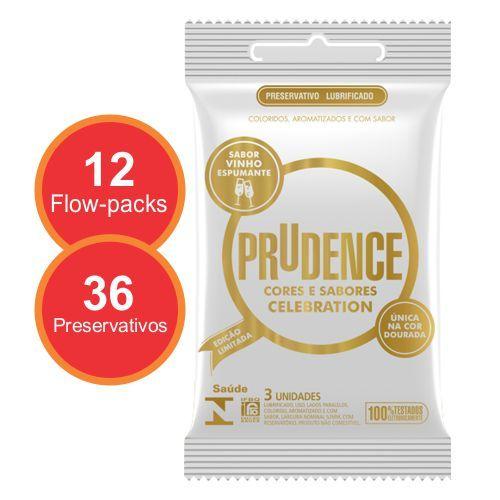 Preservativo Prudence Celebration - 12 unidades  - Condomania