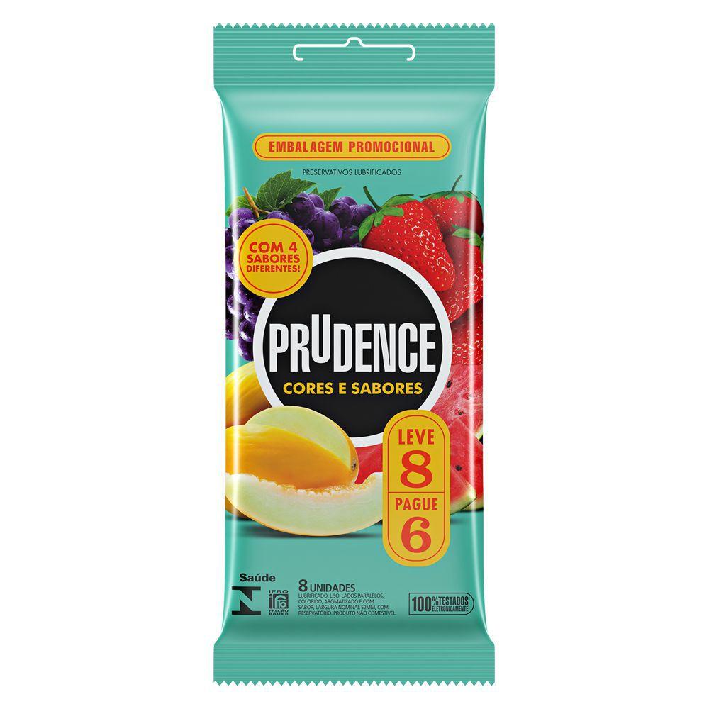 Preservativo Prudence Mix Sabores  - Condomania
