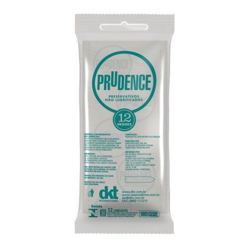 Preservativo Prudence Não Lubrificados  - Condomania
