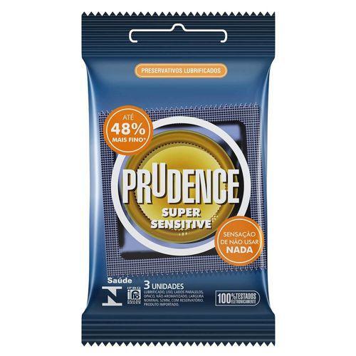 Preservativo Prudence Super Sensitive  - Condomania