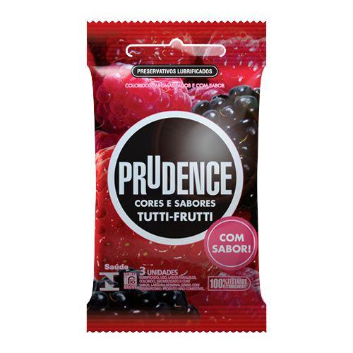 Preservativo Prudence Tutti Frutti  - Condomania