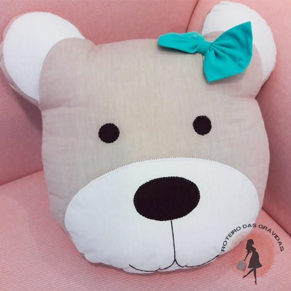 Almofada Ursa