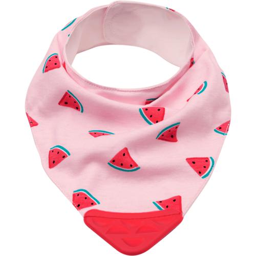 Bandana Frutti com Mordedor - Melancia