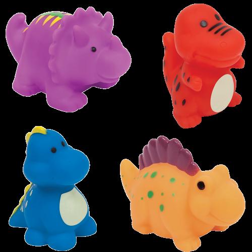Bichinhos para Banho - Dinos