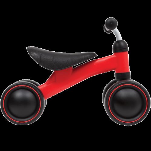 Bicicleta de Equilíbrio - 4 Rodas