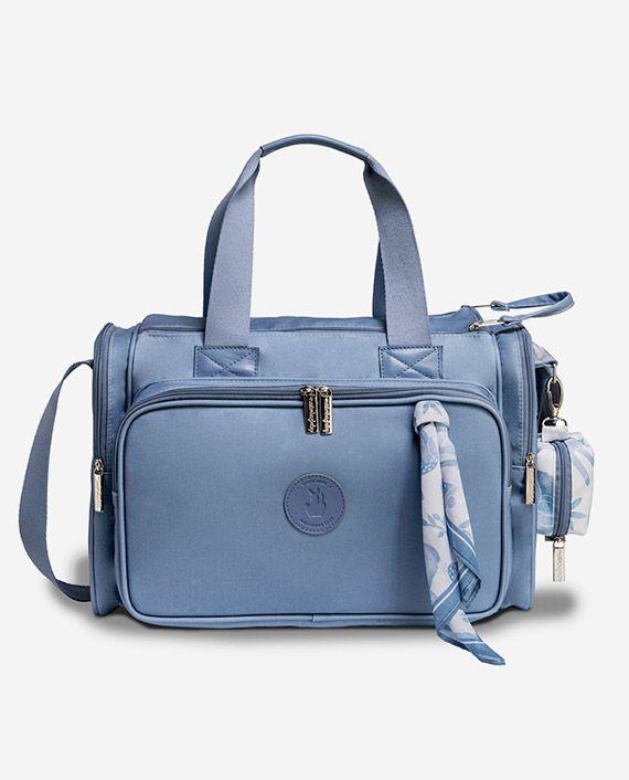 Bolsa Anne Fauna - Azul