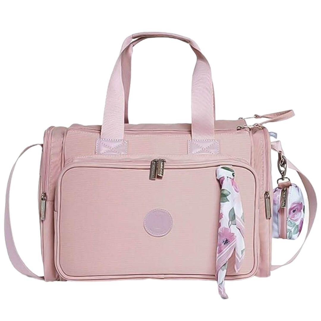 Bolsa Termica Anne Flora - Rosé