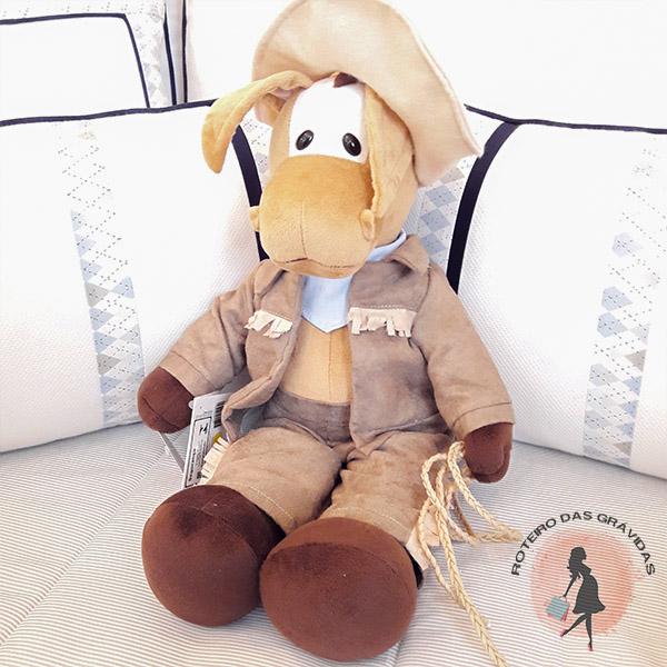 Burrico cowboy