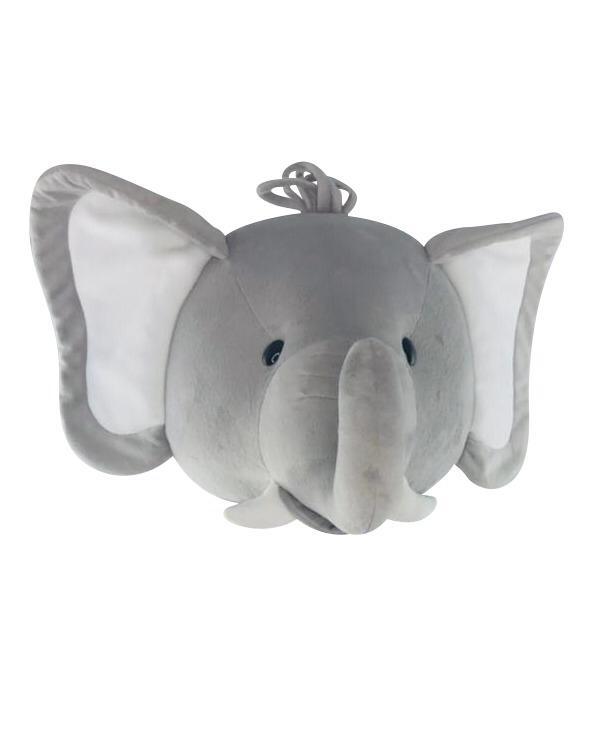 Cabeça de Elefante para Decoração