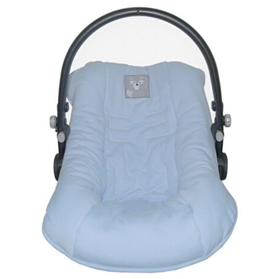 Capa para bebê Comforto - Azul