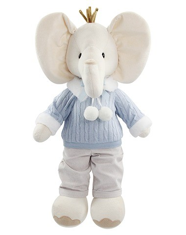 Elefante Fofy - Revelação