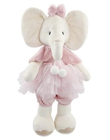 Elefante Luli - Revelação