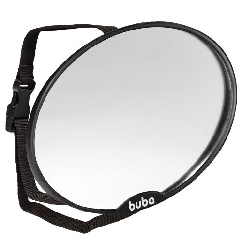 Espelho Retrovisor Para Banco Traseiro - Oval