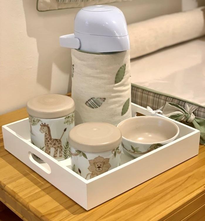 Kit Higiene 3 peças - Safari