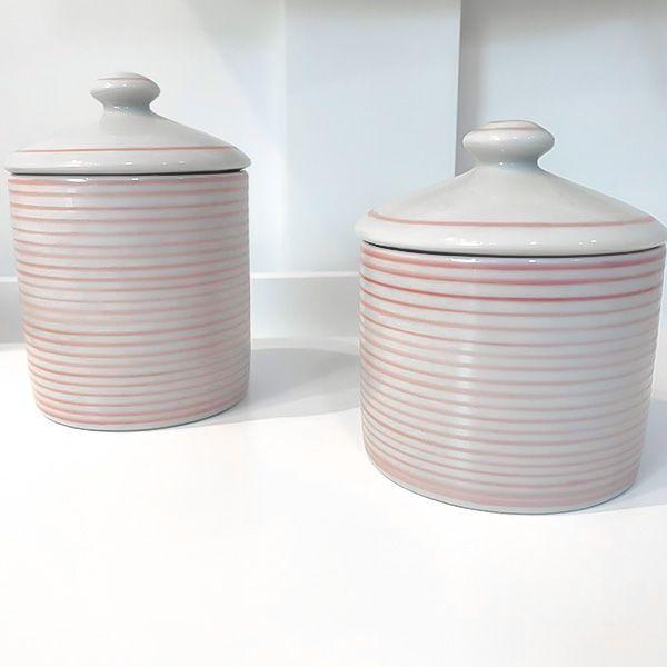 Kit higiene Puro Amor – 2 peças – Rosa Claro