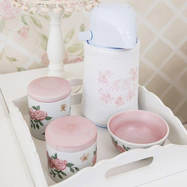 Kit higiene Puro Amor – 6 peças – Personalizado