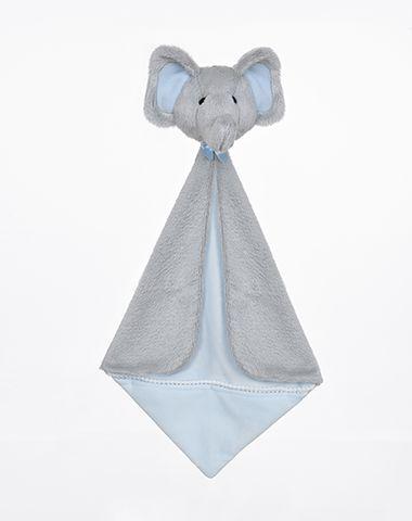 Naninha com Bolso Elefante - Azul