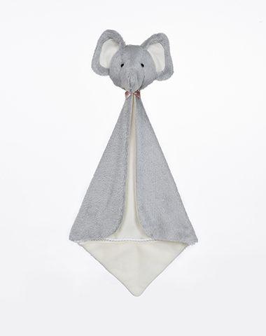 Naninha com Bolso Elefante - Off White