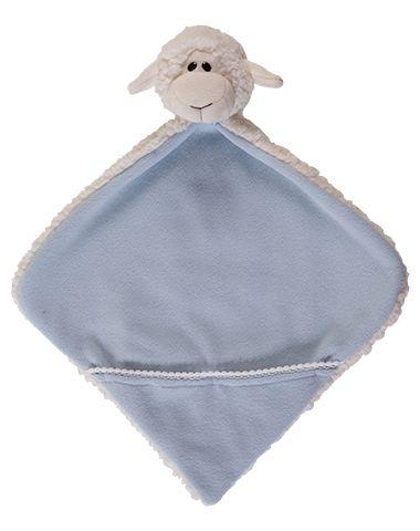 Naninha com Bolso Ovelha - Azul